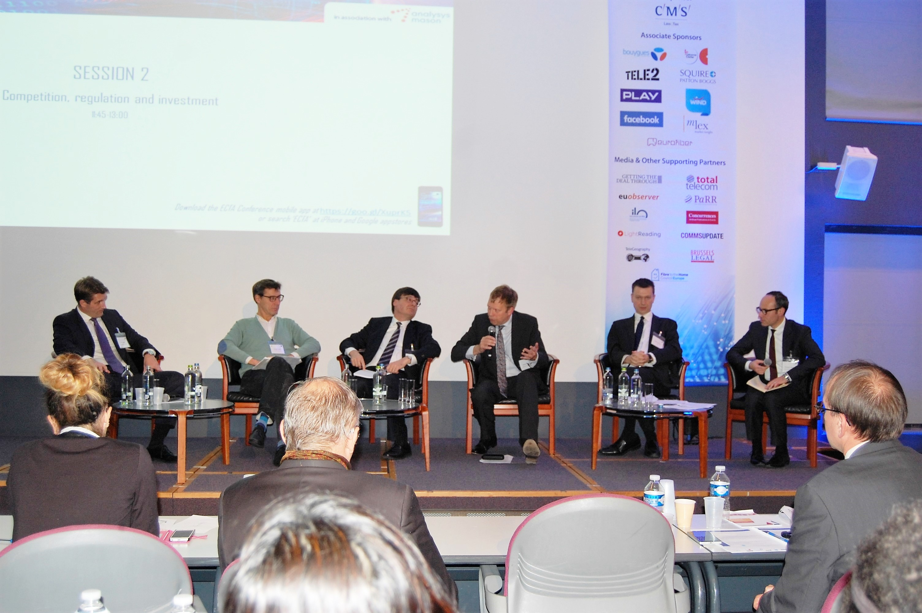 Competition regulation investment panel